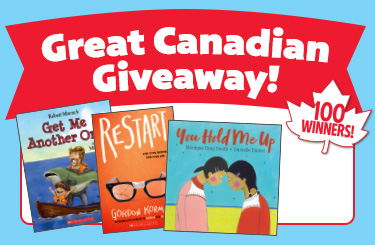 Great Canadian Giveaway