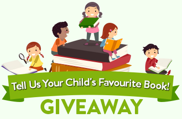 Child's Favourite Book Giveaway