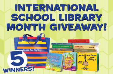 International School Library Month Giveaway